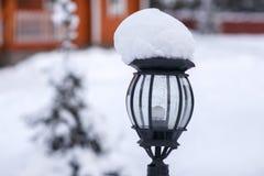 la lanterne 3d d'isolement par fond rendent le blanc Photographie stock libre de droits