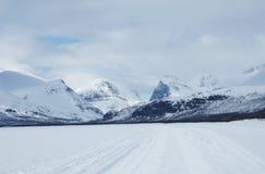 La Laponie Image libre de droits