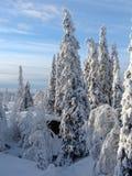 La Laponie Photographie stock libre de droits