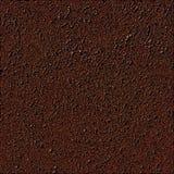 La lava de enfriamiento Textura inconsútil Foto de archivo libre de regalías