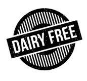 La lechería libera el sello de goma libre illustration