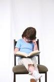 La lectura es fundamental Fotografía de archivo