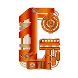 La lettre G de l'alphabet latin illustration de vecteur