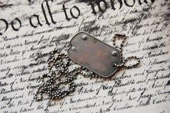 La libertà non è libera fotografia stock libera da diritti