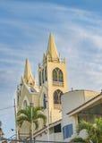 La Libertad Malecon, Equador Imagens de Stock