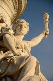 La Liberte Royalty-vrije Stock Foto's