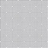 La ligne noire abstraite ajuste le modèle, vecteur illustration libre de droits