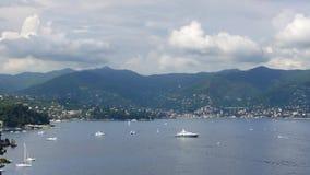 La Liguria stock footage