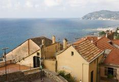 La Liguria Immagine Stock
