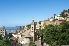 La Ligurie, la Riviera di Levante Photos libres de droits