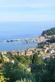 La Ligurie, la Riviera di Levante Images stock