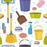 La limpieza equipa el modelo sweamless Imágenes de archivo libres de regalías