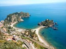la linea costiera del Portogallo immagine stock