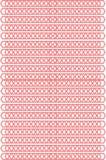 La linea e la rete rosa moderne della freccia del diamante modellano la carta da parati ed il fondo Fotografie Stock Libere da Diritti
