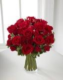 La livraison en ligne de bouquet dans Ghaziabad Photo libre de droits