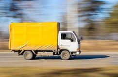 La livraison rapide. Photo stock