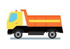 La livraison Tipper Truck Images libres de droits