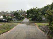 La lluvia fotos de archivo