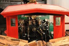 La locomotiva generale Immagine Stock