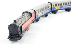 La locomotora de vapor Imagen de archivo