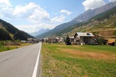 La Lombardia, Italia Fotografie Stock