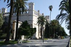 La Lonja Palma Mallorca, Mallorca, Spanien Lizenzfreies Stockfoto