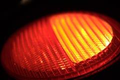 La luce dell'automobile Fotografie Stock Libere da Diritti