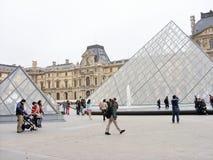 La lumbrera en París Foto de archivo libre de regalías
