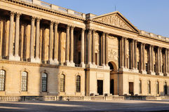 La lumbrera, París imagenes de archivo