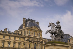 La lumbrera, París foto de archivo