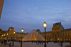 La lumbrera 03, París, Francia Foto de archivo libre de regalías