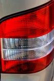 La lumière de frein d'une automobile moderne Photographie stock