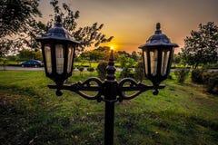 La lumière qui ne vient jamais. photo libre de droits