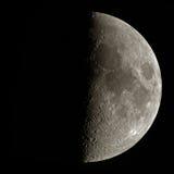 La luna Foto de archivo libre de regalías