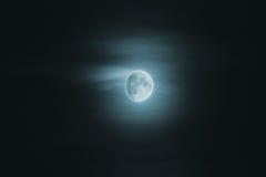 La luna Imágenes de archivo libres de regalías