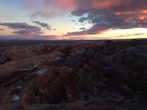 La Luna de Valle de no deserto de Atacama o Chile imagem de stock royalty free