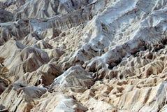 La Luna, deserto di Atacama, Cile di Valle de fotografie stock libere da diritti