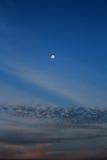 La luna piena Fotografia Stock Libera da Diritti