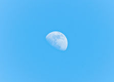 La lune Photographie stock