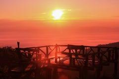 La luz de la mañana Foto de archivo libre de regalías