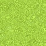 La luz verde abstracta adorna el fondo del modelo Foto de archivo libre de regalías