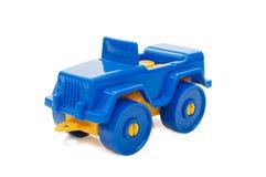La máquina del juguete del plástico Imagen de archivo libre de regalías