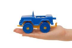 La máquina del juguete del plástico Imagen de archivo