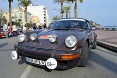 La más vieja reunión de España, 2015, 63 reúne a Costa Brava Campeón 2015 de la reunión que se divierte Lloret de Mar - Girona Imágenes de archivo libres de regalías