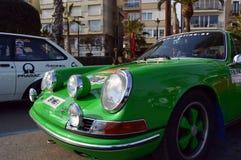 La más vieja reunión de España, 2015, 63 reúne a Costa Brava Campeón 2015 de la reunión que se divierte Lloret de Mar - Girona Foto de archivo