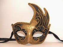 La máscara fotografía de archivo