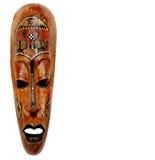 La máscara africana Foto de archivo libre de regalías