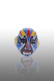La máscara azul Imagenes de archivo