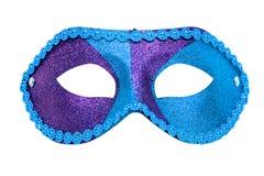 La máscara de la mascarada aisló Foto de archivo