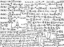 La mécanique quantique Image libre de droits